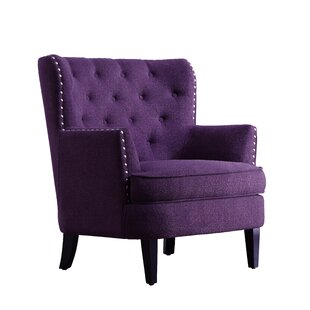 Beau Purple Accent Chairs