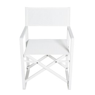 Wade Logan Wistow Folding Director Chair ..