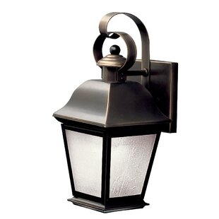 Savings Mulgrave 1-Light Outdoor Wall Lantern By Darby Home Co