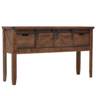 Bernadette Console Table By Union Rustic