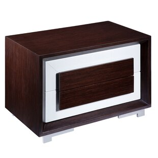 CJ 1 Drawer Nightstand