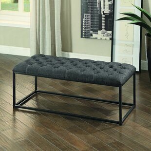 Laura Upholstered Bench