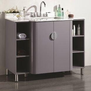 Grist 48 Single Bathroom Vanity Set ByOrren Ellis