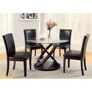 Ollivander 5 Piece Dining Set