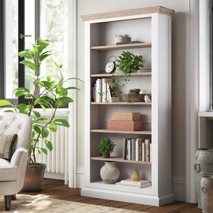 Burdette Bookcase By Brambly Cottage
