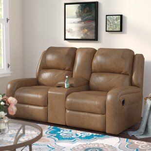 Andover Mills Clevenger Leather Reclining..