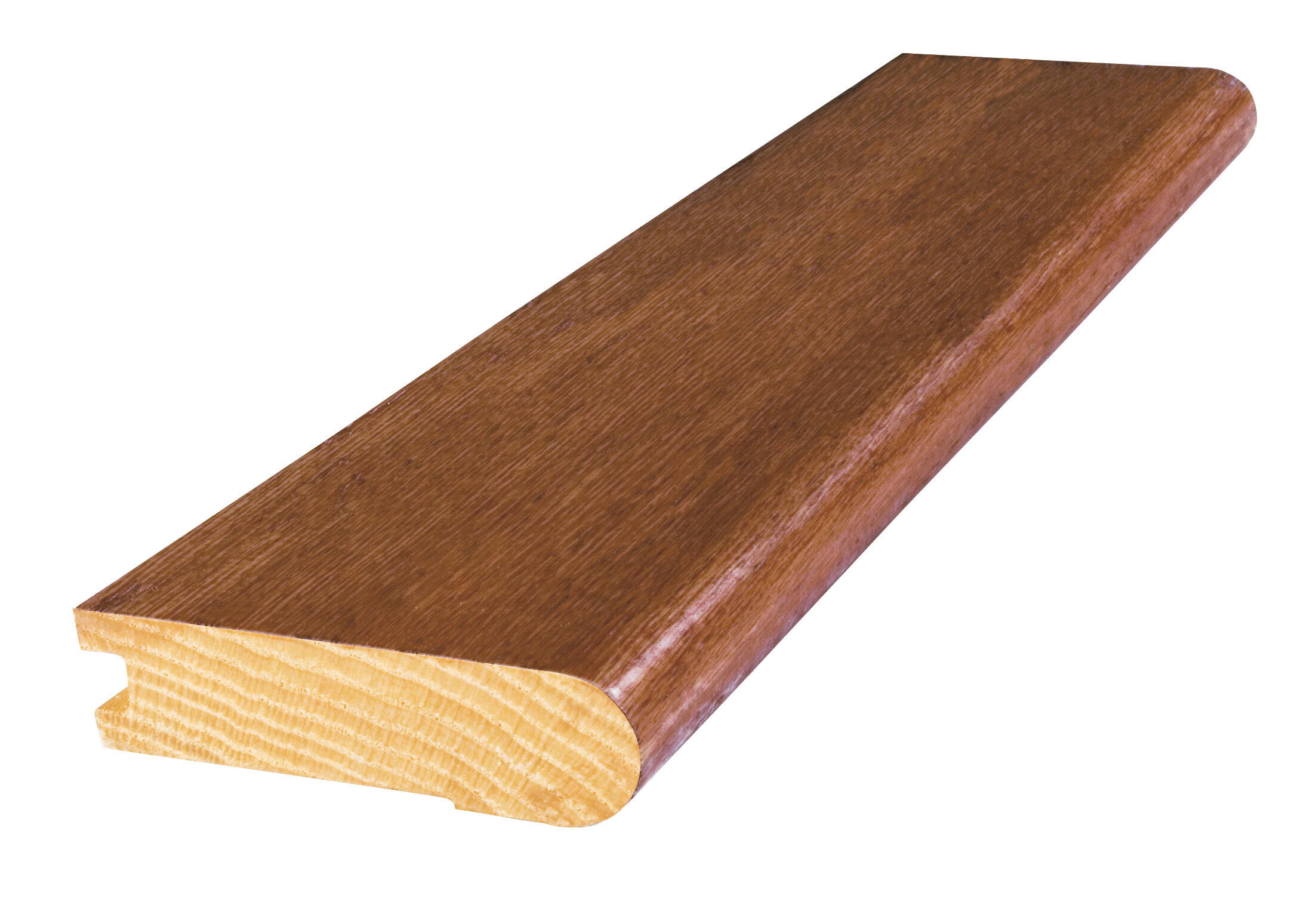 Mohawk Engineered Wood 0 8 Thick X 3 Wide X 84 Length Stair Nose Wayfair