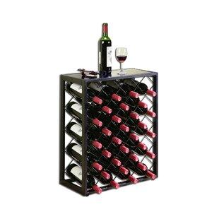 Fulford 32 Bottle Floor Wine Rack