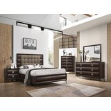 Garrard Standard Configurable Bedroom Set by Everly Quinn