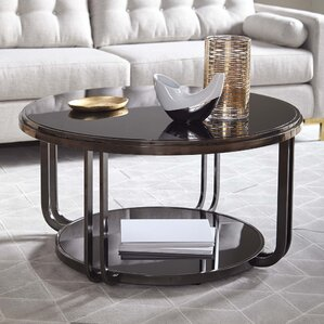 Amber Coffee Table by Wade Logan