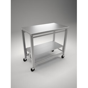 Hali Folding Prep Table
