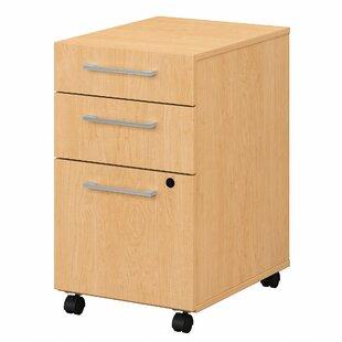 Bush Business Furniture 400 Series 3-Draw..