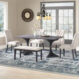 Galena 6 Piece Dining Set by Darby Home Co
