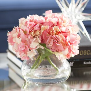 Quickview & Pink Vase Artificial Flowers You\u0027ll Love in 2019   Wayfair