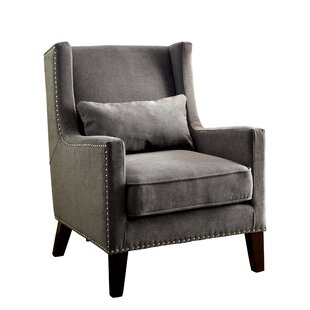 Hokku Designs Marlow Wingback Arm Chair