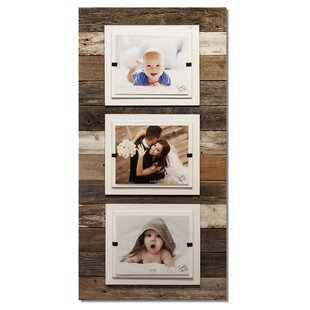 1a8f5010c84 Linkous Extra Large Reclaimed Triple Picture Frame