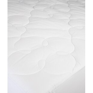 Perfect Fit Industries Silky Cotton Mattress Pad