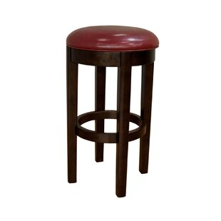 Woolery 30 Swivel Bar Stool (Set of 2) Latitude Run
