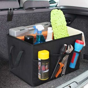 Find for Trunk Fabric Bin By Home Basics