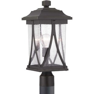 Seagraves 1-Light Lantern Head by Charlton Home
