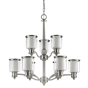 Ebern Designs Mcduffy 9-Light ..