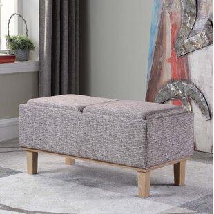 Ophelia & Co. Rafal Upholstered Storage Bench