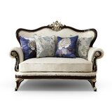 Godmanchester 64 Rolled Arm Loveseat by Astoria Grand