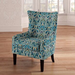 Reed Wingback Chair By Bungalow Rose