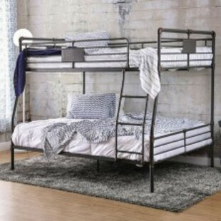 Newport Full Over Queen Bunk Bed by Harriet Bee Bargain