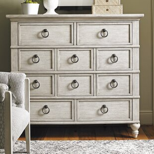 Oyster Bay Fall River 10 Drawer Dresser