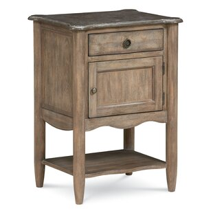 Morrisville 1 Drawer Nightstand By August Grove
