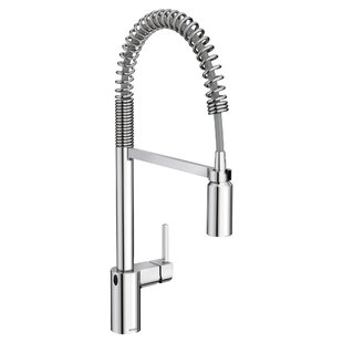Align Pull Down Touchless Single Handle Kitchen Faucet with MotionSense and  PowerClean Technologies