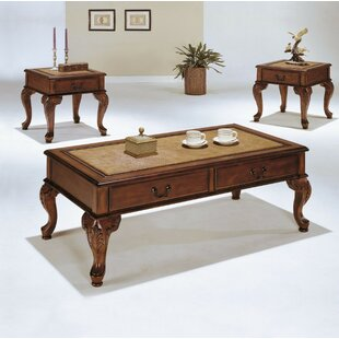 Lecroy Coffee Table Set (Set of 3) Astoria Grand