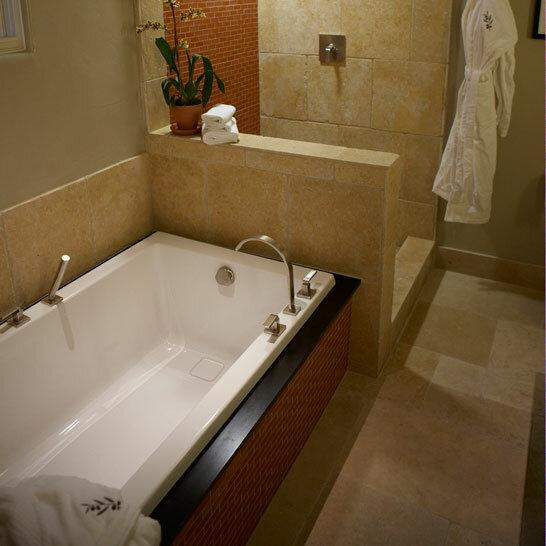 Hydro Systems Designer 66 X 32 Drop In Combination Acrylic Bathtub Wayfair