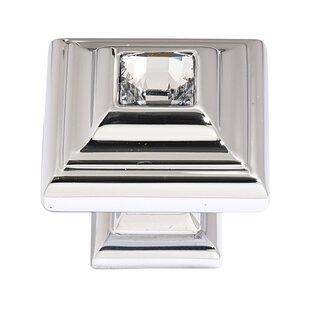 Swarovski Crystal ll Square Knob