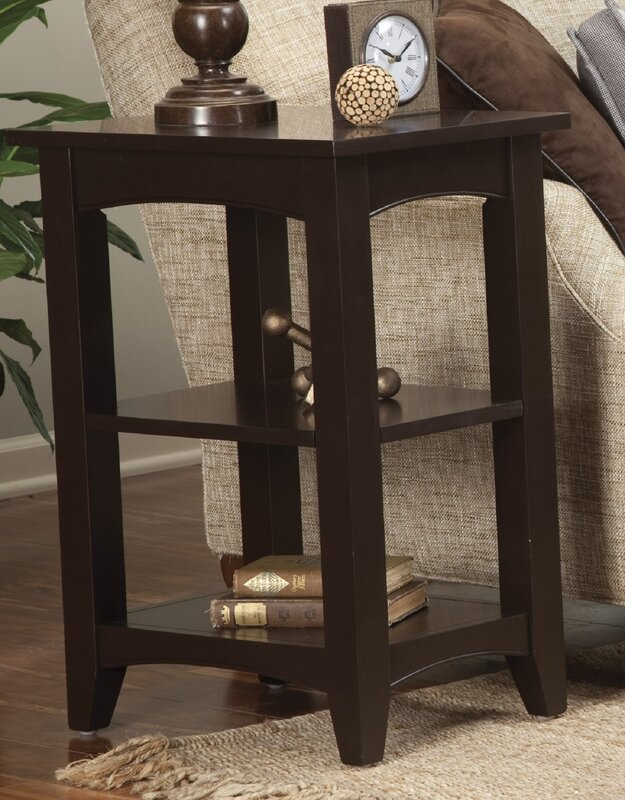 Nice Shaker Cottage Birch Creek End Table
