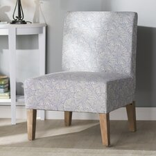 Violet Slipper Chair by Andover Mills