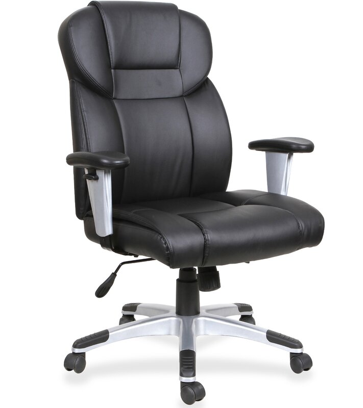 Lorell Executive High Back Chair Review Lorell Executive High