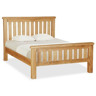 Saxon Bed Frame By Gracie Oaks