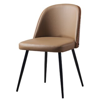 Aldean Upholstered Dining Chair by Ebern Designs SKU:CA712691 Check Price