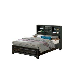 Ellerman Storage Panel Bed by Red Barrel Studio