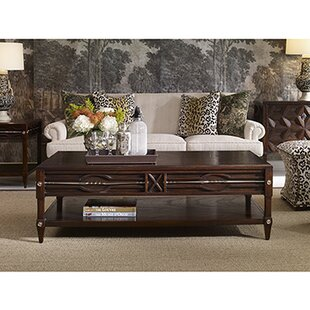Spindle Coffee Table by Ambella Home Collection