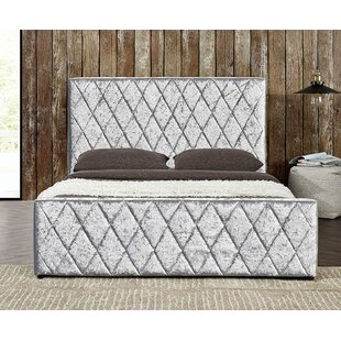 Hayden Upholstered Bed Frame By Willa Arlo Interiors