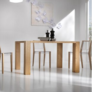 Solid Wood Dining Table Conarte America