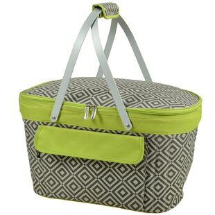 Insulated Picnic Tote Bag