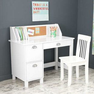 35.75 Writing Desk with Hutch By KidKraft