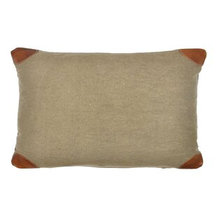 Lumbar Pillow by Found Object