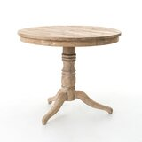 Occasional Solid Wood Dining Table by dCOR design