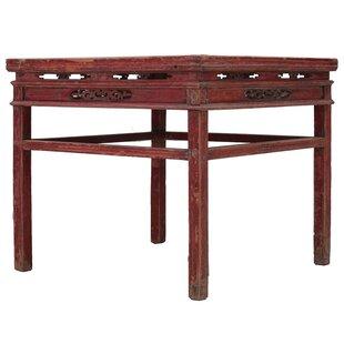 Center End Table by Sarreid Ltd