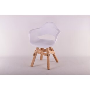 Orcus Solid Wood Dining Chair by Wrought Studio